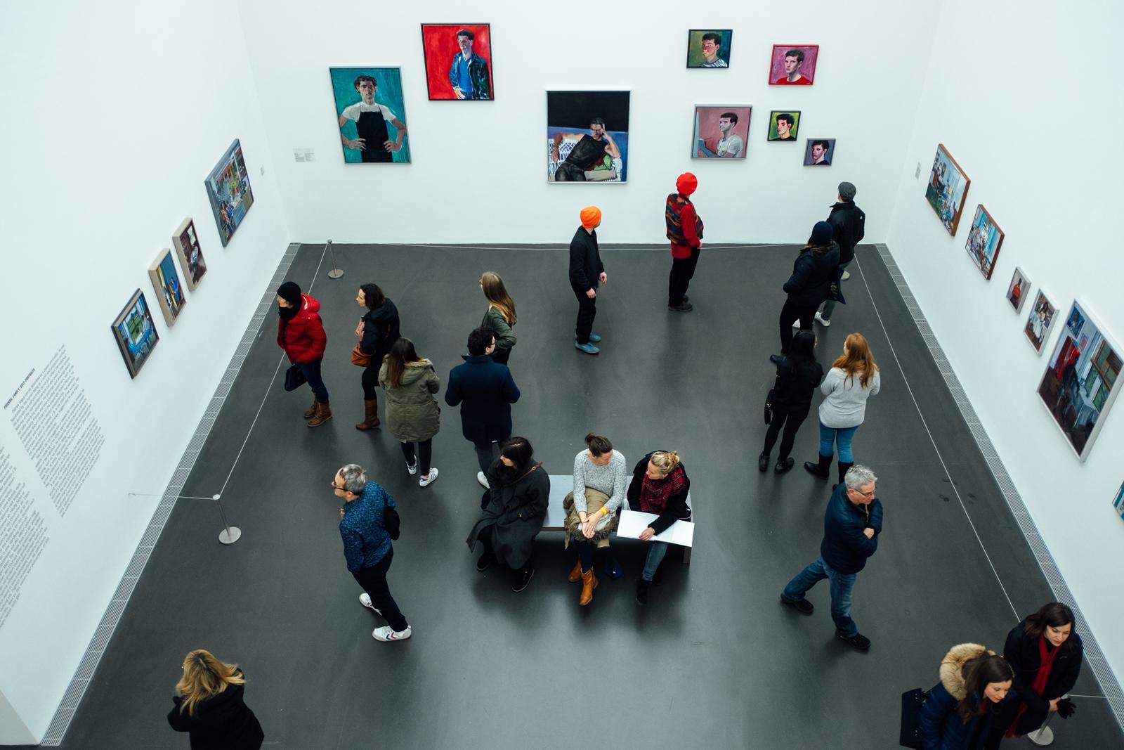 Lange Nacht der Museen Stuttgart - LNDM18_FG_Kunstmuseum_Ausstellung