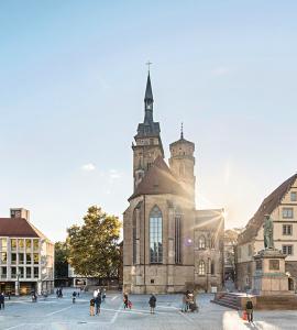 Lange Nacht der Museen Stuttgart - Gallery Stauch Schillerplatz Daniel Stauch
