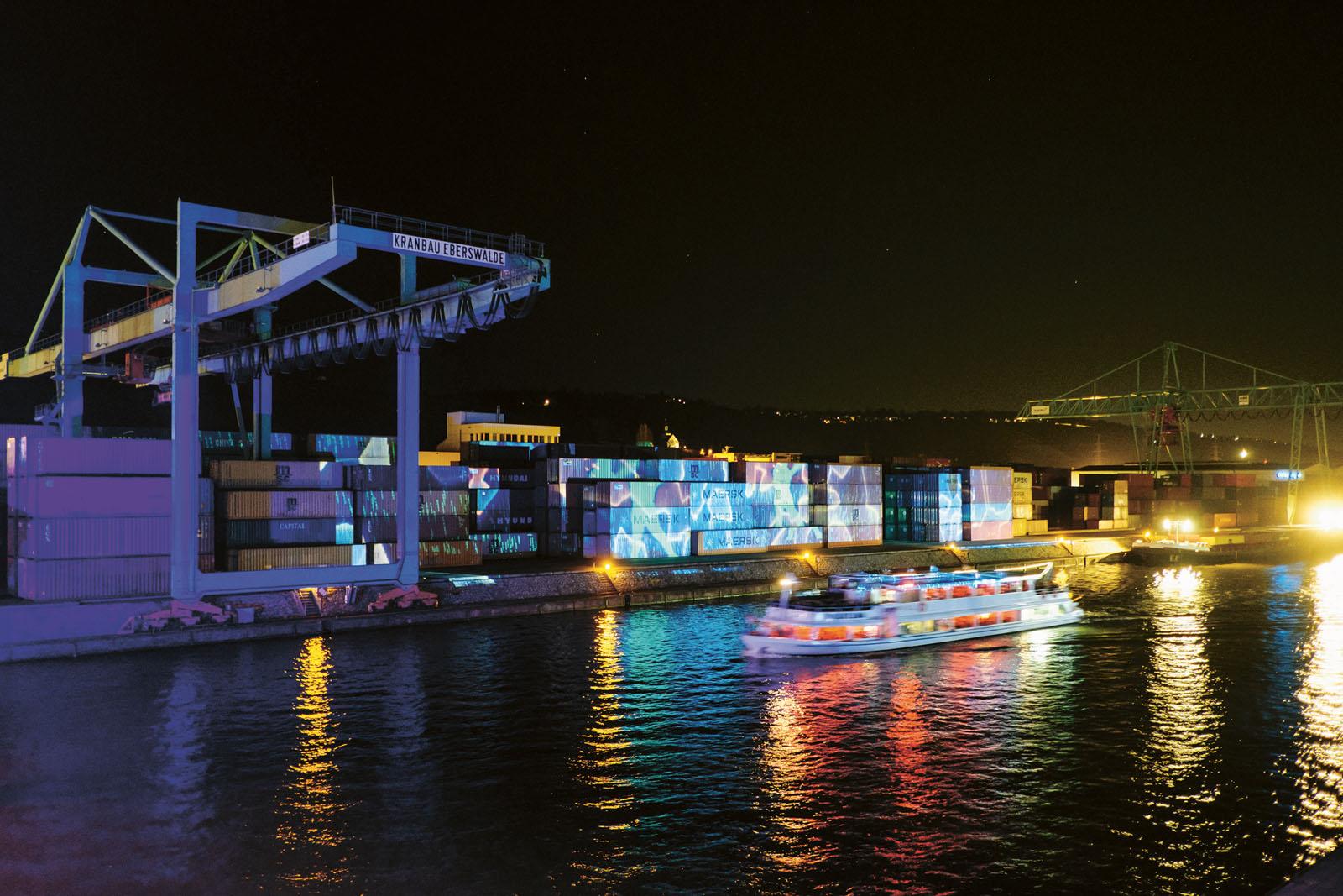 Lange Nacht der Museen Stuttgart - Hafen Stuttgart Aufmacherbild