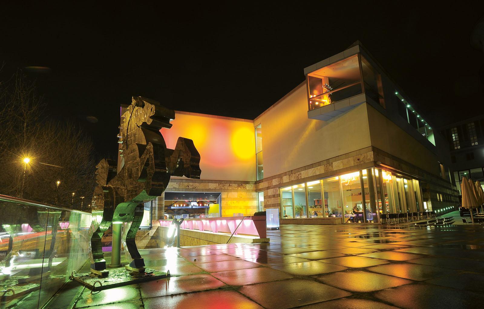 Lange Nacht der Museen Stuttgart - Haus der Geschichte Stuttgart Nacht der Museen 15.3.2014