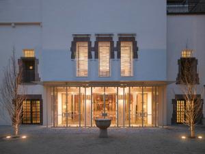 Lange Nacht der Museen Stuttgart - SW: Fassade Eingangsbereich