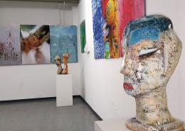 Lange Nacht der Museen Stuttgart - Kunst im Hinterhaus Sonderausstellung