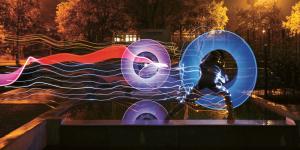 Lange Nacht der Museen Stuttgart - Kunstmuseum Stuttgart JanLeonardo Performance
