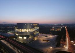 Lange Nacht der Museen Stuttgart - Mercedes Benz Museum Aufmacherbild
