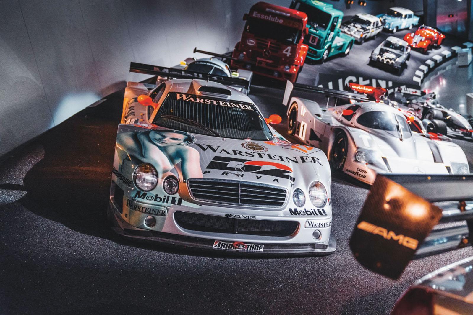 Lange Nacht der Museen Stuttgart - Mercedes Benz Museum: Mythos 7