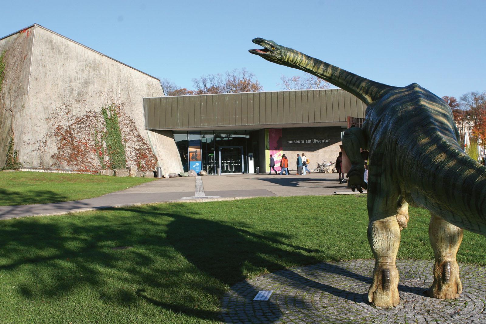 Lange Nacht der Museen Stuttgart - Museum am Loewentor Aufmacherbild
