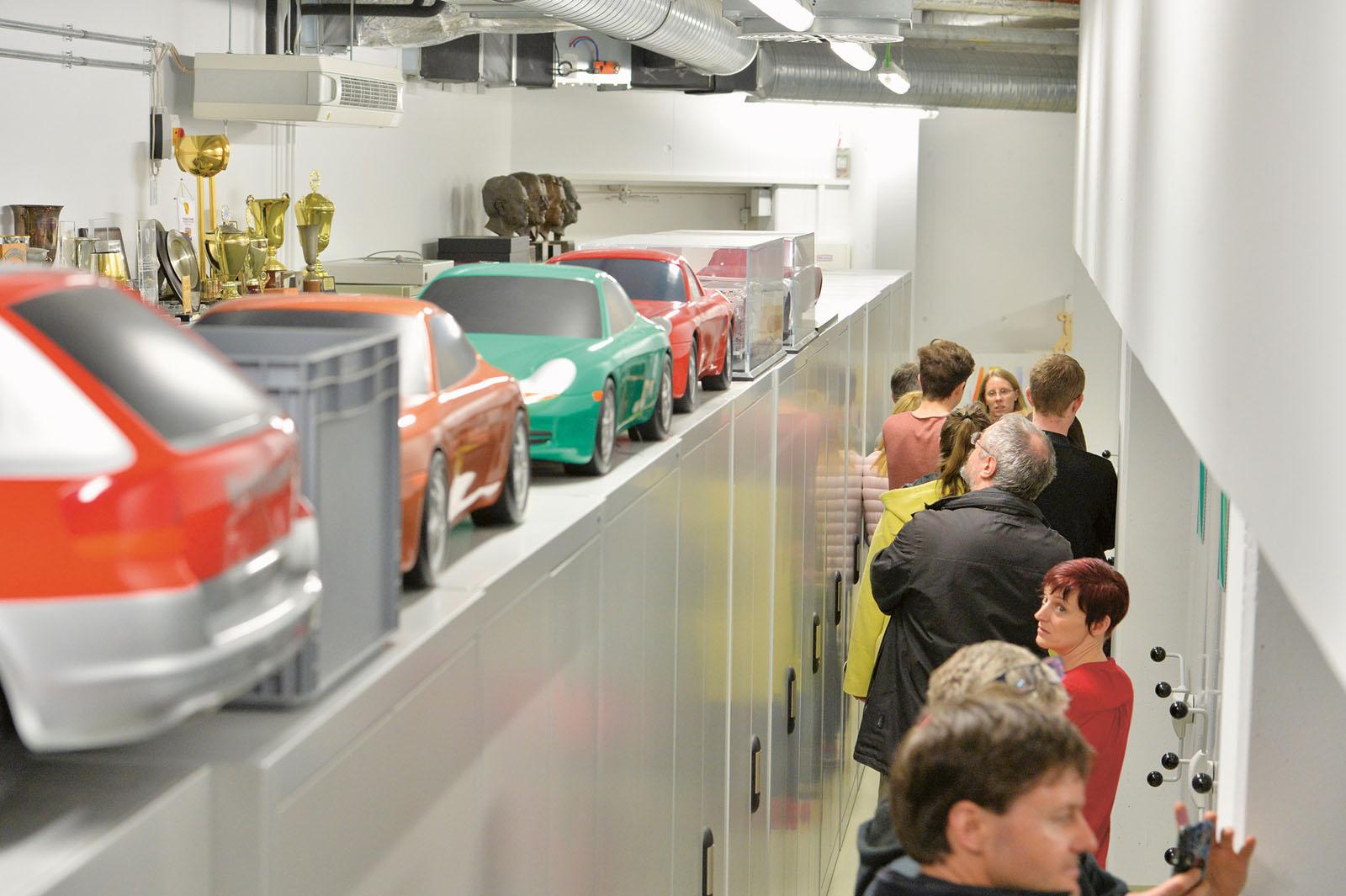 Lange Nacht der Museen Stuttgart - Porsche Museum 2016