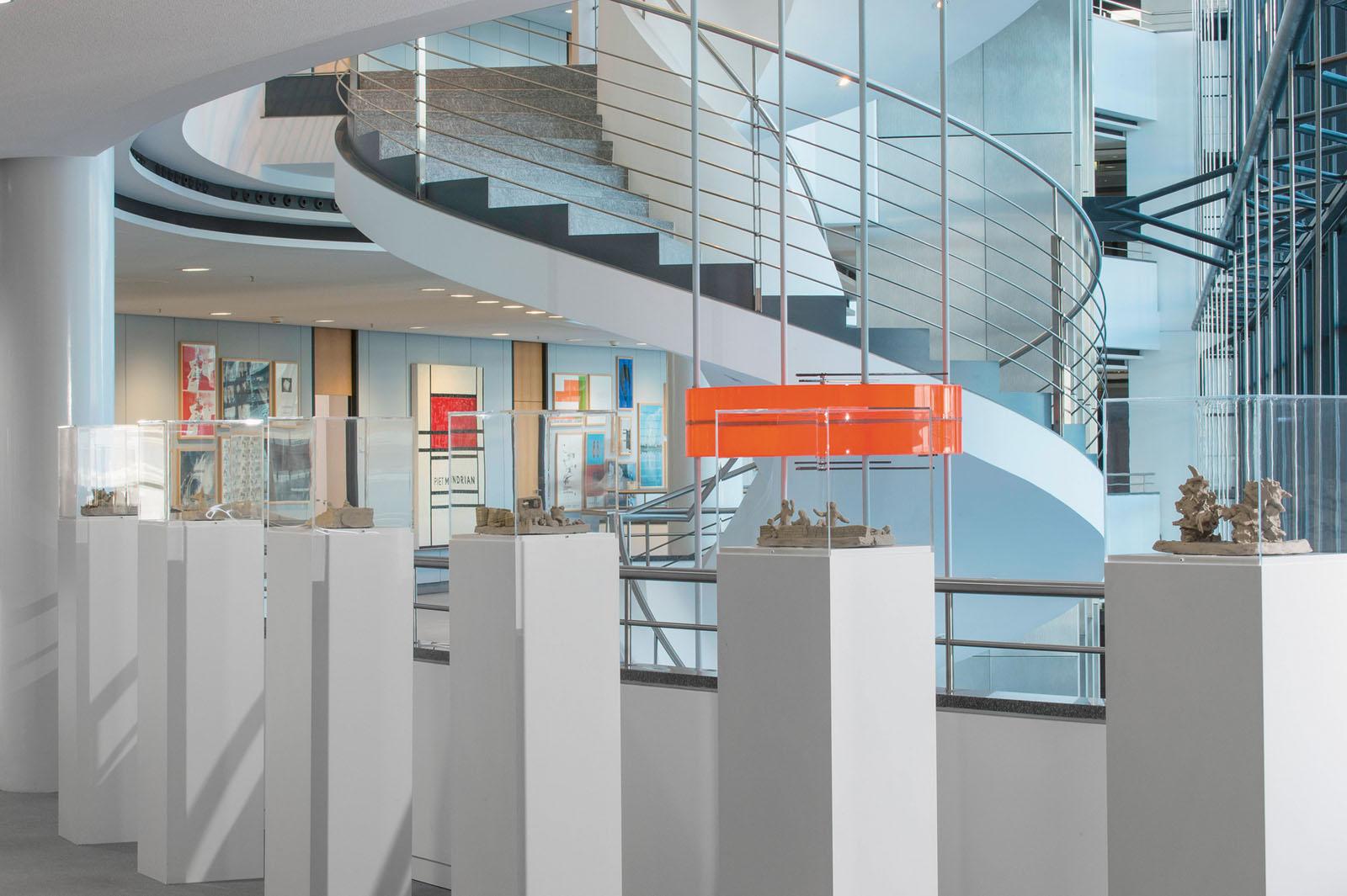 Lange Nacht der Museen Stuttgart - LBBW Samlung. Am Hauptbahnhof 2
