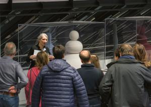 Lange Nacht der Museen Stuttgart - Sammlung LBBW Fuehrung
