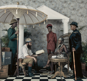 Lange Nacht der Museen Stuttgart - ifa Galerie Sonderausstellung Kudzanai Chiurai1