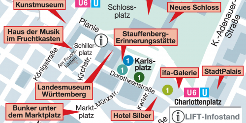 Schlossplatz-Karlsplatz
