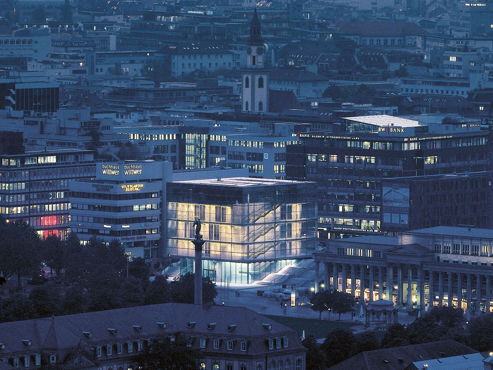 Lange Nacht der Museen Stuttgart - Kunstmuseum Stuttgart Aufmacherbild