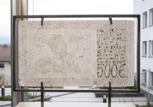 Lange Nacht der Museen Stuttgart - Buergschaftsbank Fuehrung Sonderausstellung