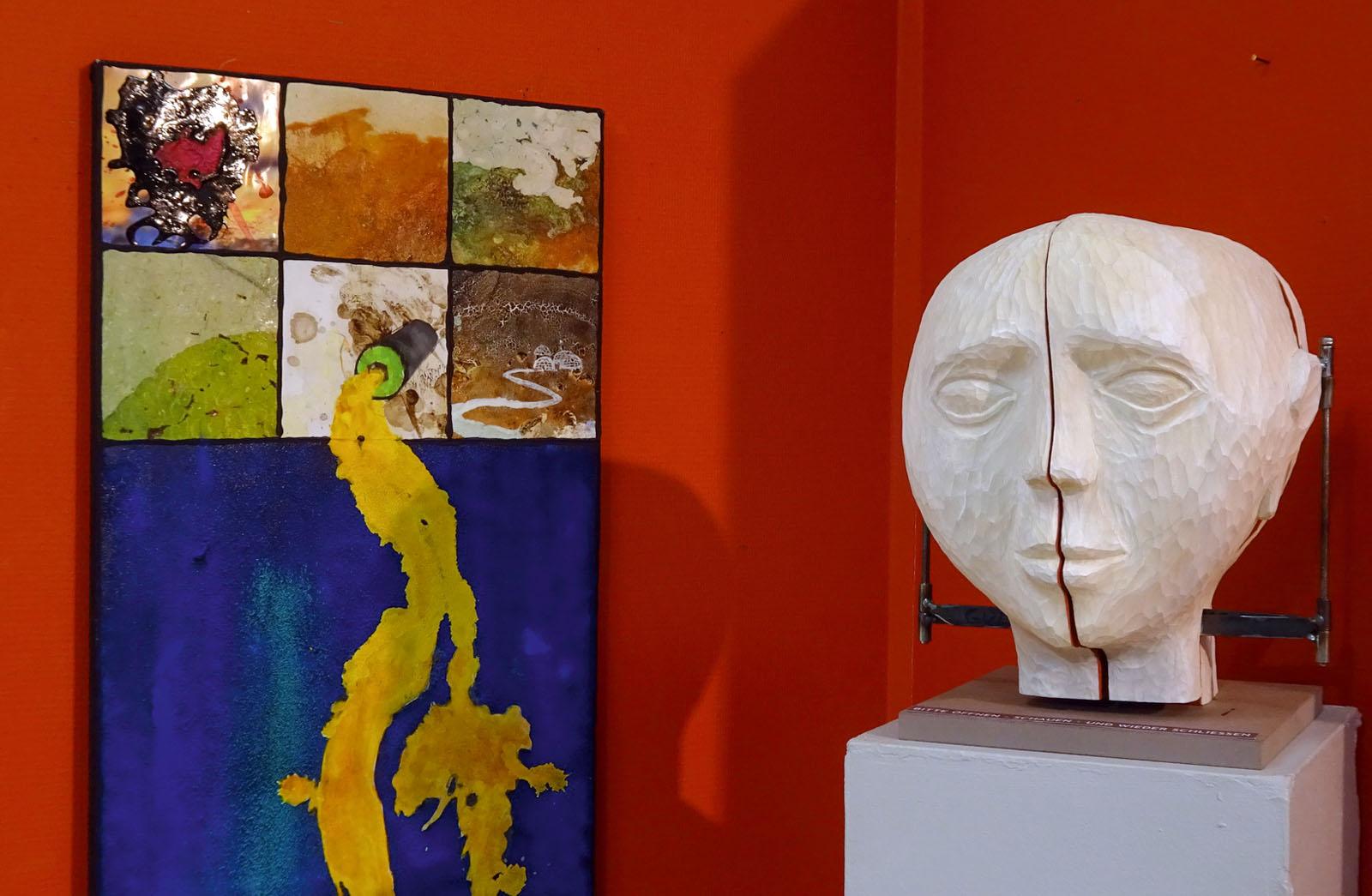 Lange Nacht der Museen Stuttgart - Galerie Keim Sonderausstellung