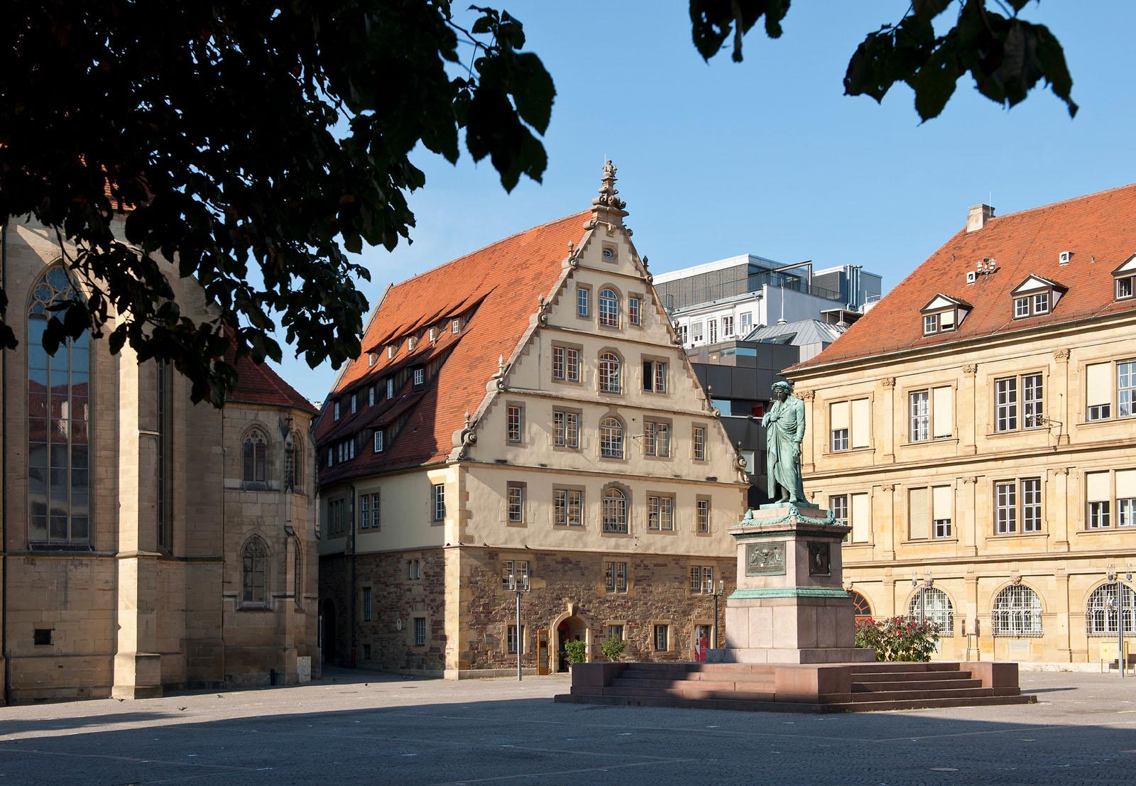 Lange Nacht der Museen Stuttgart - Haus der Musik im Fruchtkasten aussen