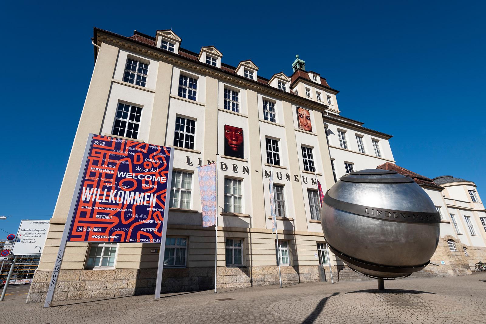 Lange Nacht der Museen Stuttgart - Linden Museum aussen