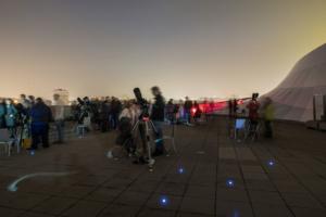 Lange Nacht der Museen Stuttgart - Dachterrasse LNDM