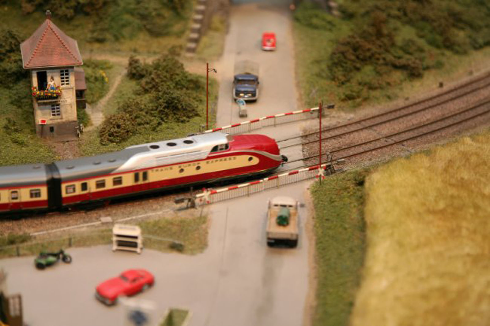 Lange Nacht der Museen Stuttgart - Modellbahn65