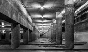 Lange Nacht der Museen Stuttgart - Regenueberlaufbecken innen2
