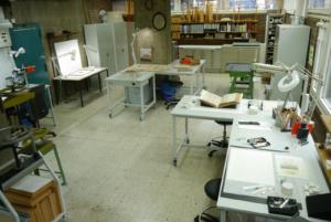 Lange Nacht der Museen Stuttgart - WLB Restaurierungswerkstatt