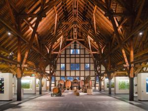 Lange Nacht der Museen Stuttgart - Weinbaumuseum innen