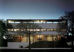 Lange Nacht der Museen Stuttgart - Weissenhofmuseum aussen