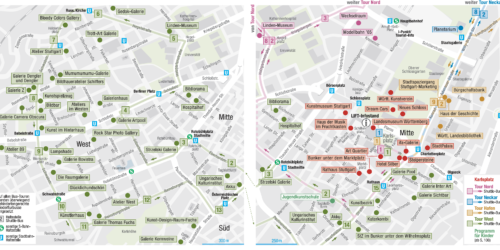 Stadtplan Teil 1