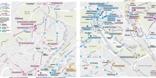 Stadtplan Teil 2