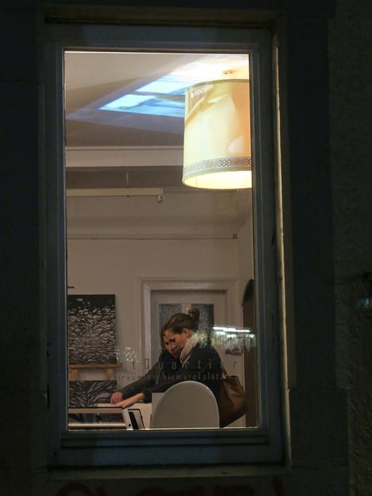 Geest & Lampshade im Westquartier
