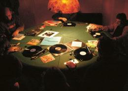 Lange Nacht der Museen Stuttgart - 77 Gare du Nord Roundtable DJing