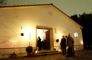 Lange Nacht der Museen Stuttgart - Abschiedshaus Aussenansicht