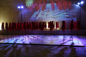 Lange Nacht der Museen Stuttgart - Bibliorama Soli Performance