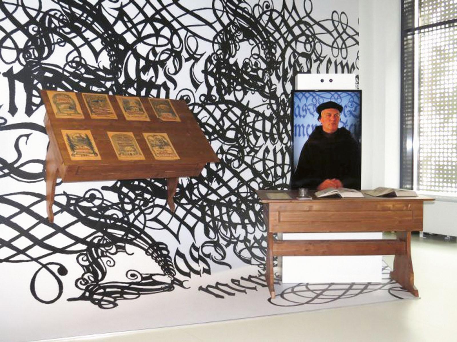 Lange Nacht der Museen Stuttgart - Bibliorama das Bibelmuseum Dauerausstellung