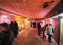 Lange Nacht der Museen Stuttgart - Bunker Marktplatz
