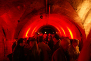 Lange Nacht der Museen Stuttgart - Bunker Untertuerkheim Sektbunker Fuehrung
