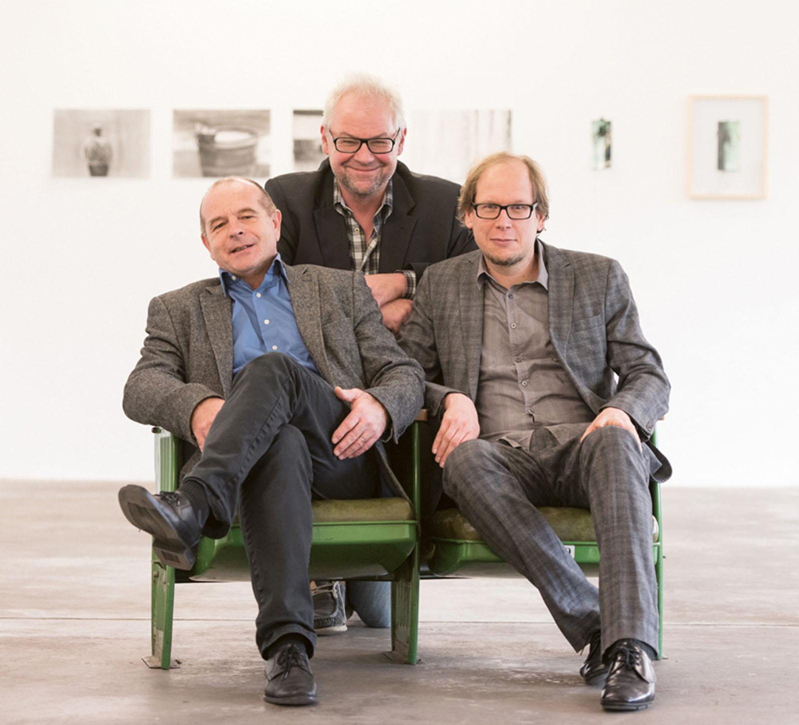 Lange Nacht der Museen Stuttgart - Galerienhaus Kerstan Merkle Schacher