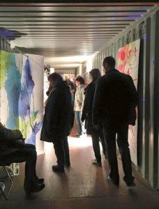 Lange Nacht der Museen Stuttgart - Hafen Atelier am Westkai 3