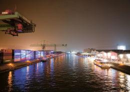 Lange Nacht der Museen Stuttgart - Hafen Grenzgebiete