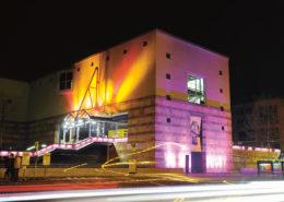 Lange Nacht der Museen Stuttgart - Haus der Geschichte Aussenansicht