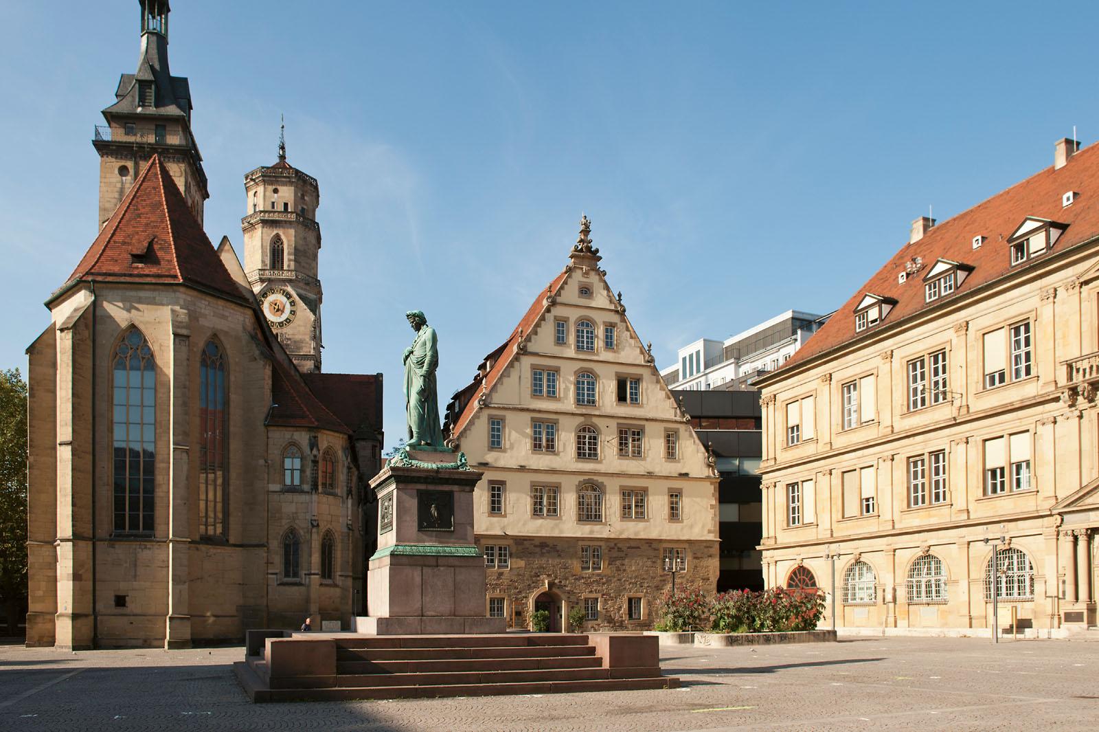 Lange Nacht der Museen Stuttgart - Haus der Musik im Fruchtkasten Aussenansicht 1