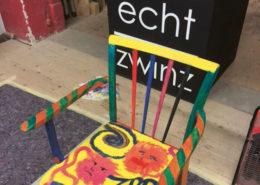 Lange Nacht der Museen Stuttgart - Kuenstlergruppe Experiment in Galerie Zwinz quer