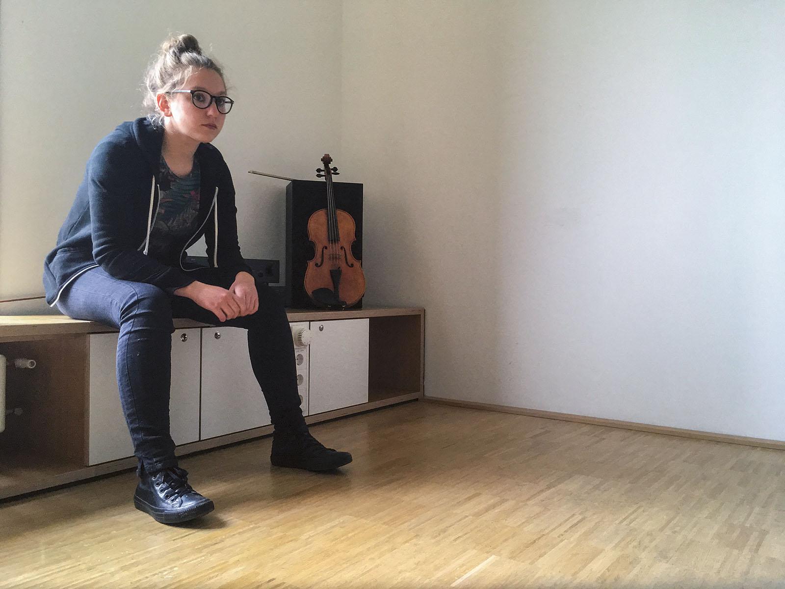 Lange Nacht der Museen Stuttgart - Kunst im Hinterhaus Paulina Kiss