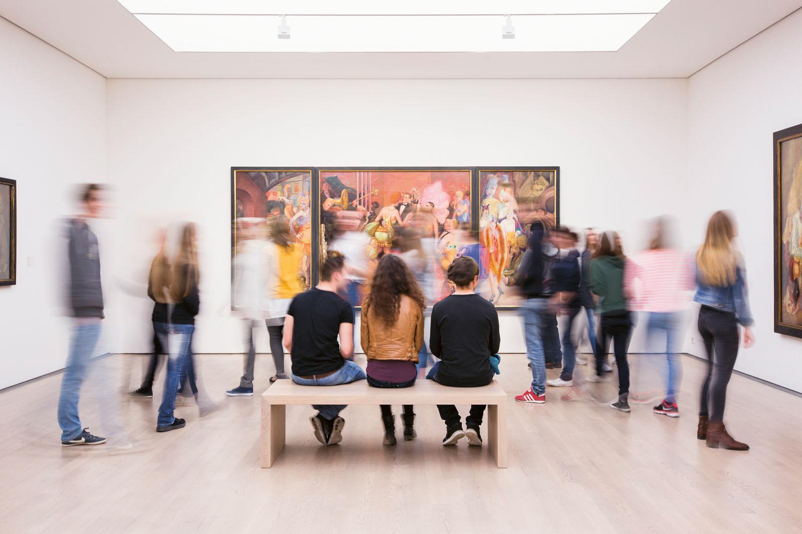 Lange Nacht der Museen Stuttgart - Kunstmuseum Sammlung