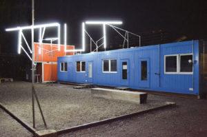 Lange Nacht der Museen Stuttgart - Kunstverein Wagenhalle Container