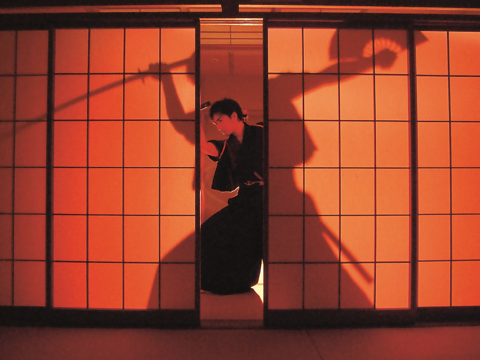 Lange Nacht der Museen Stuttgart - Linden Museum Taro Nashiba Samurai Tanz