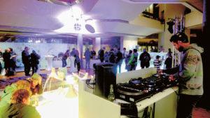 Lange Nacht der Museen Stuttgart - Museum am Loewentor DJ Leif Mueller