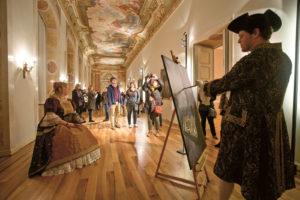 Lange Nacht der Museen Stuttgart - Neues Schloss Rundgang