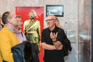 Lange Nacht der Museen Stuttgart - Polizeimuseum Fuehrung 1