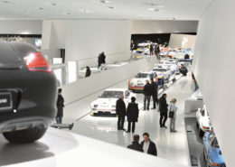 Lange Nacht der Museen Stuttgart - Porsche Museum Ausstellung