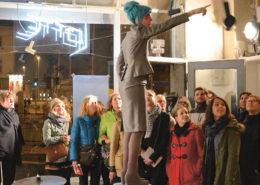 Lange Nacht der Museen Stuttgart - Projektraum Lotte quer